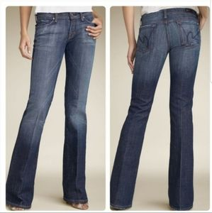 Citizens of Humanity Ingrid Stretch Flared Jeans
